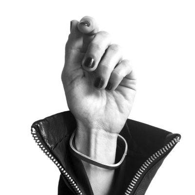 brazalete cuadrado slim